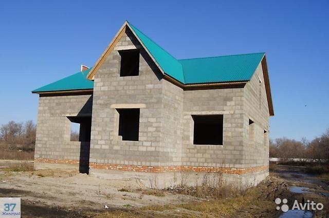 Строительство домов под ключ в Кинешме