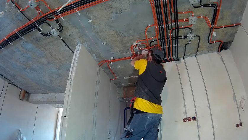 Электро-монтажные работы под ключ в Кинешме