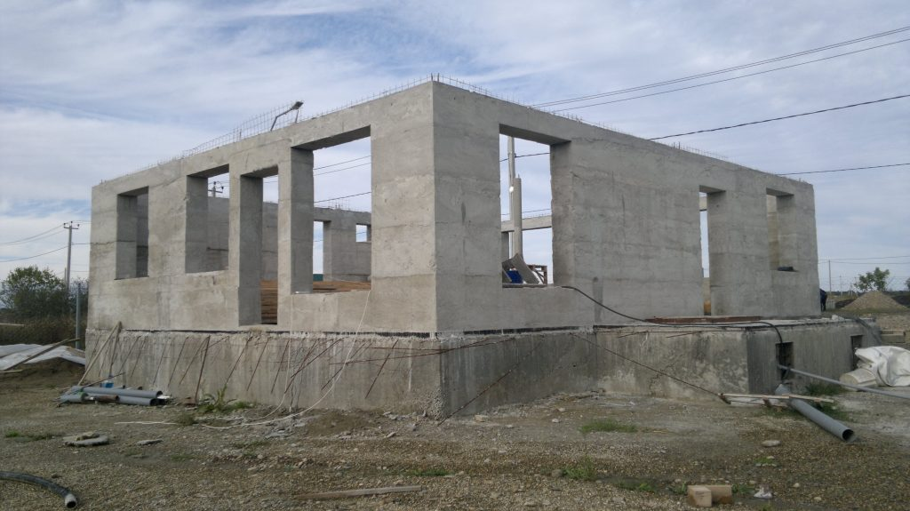 Монолитное строительство в Кинешме