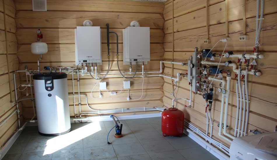Монтаж отопления любой сложности в Кинешме и Ивановской области