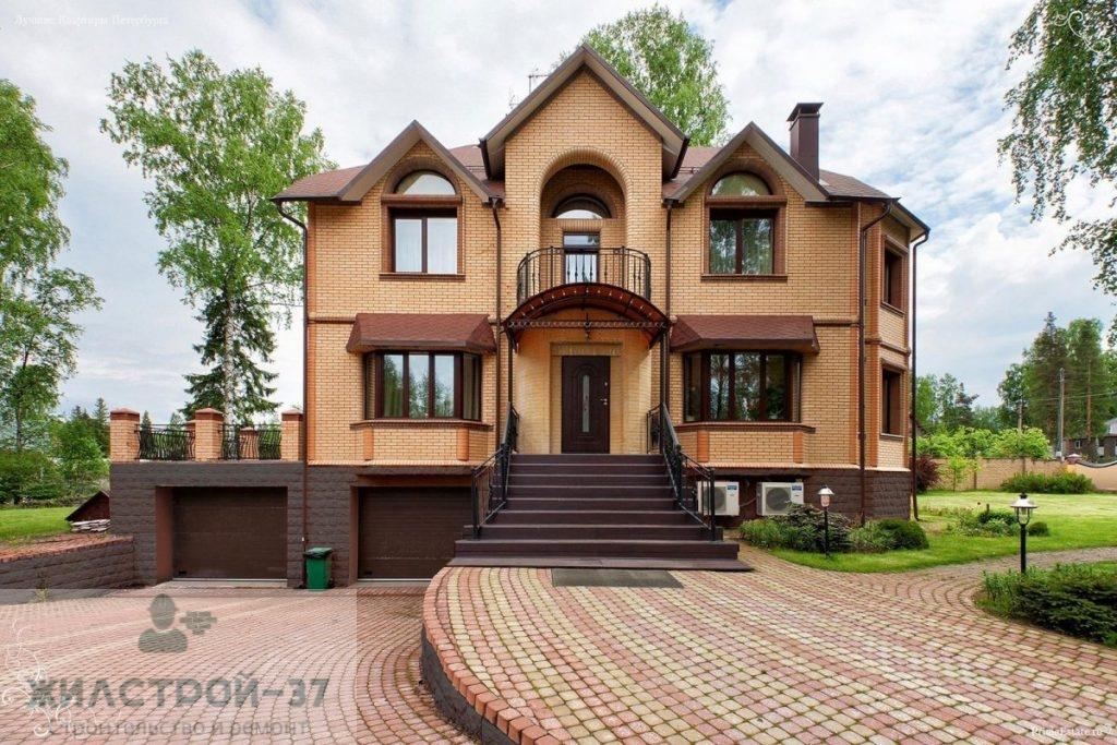 Строительство домов под ключ в Кинешме и Ивановской области