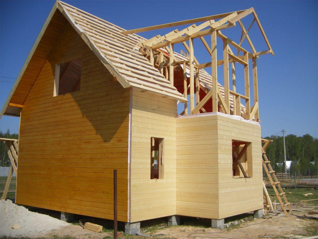 Строительство каркасного дома в Кинешме Жилстрой-37
