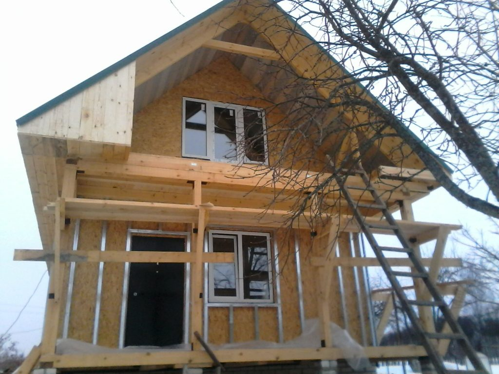 Строительство деревянных домов в Кинешме