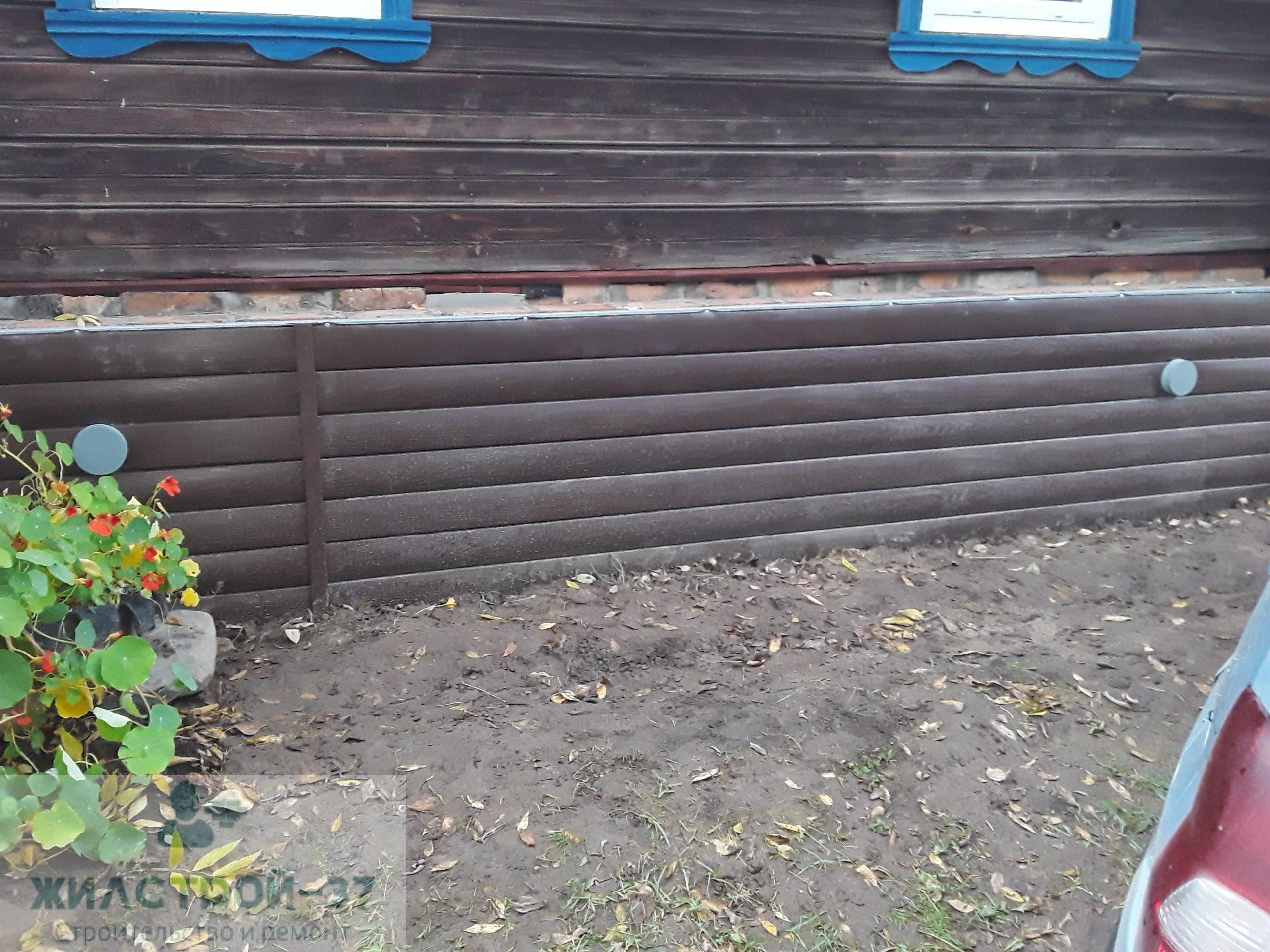 реконструкция частного дома в Кинешме