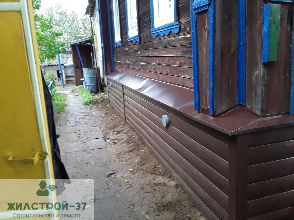 Реконструкция частного дома