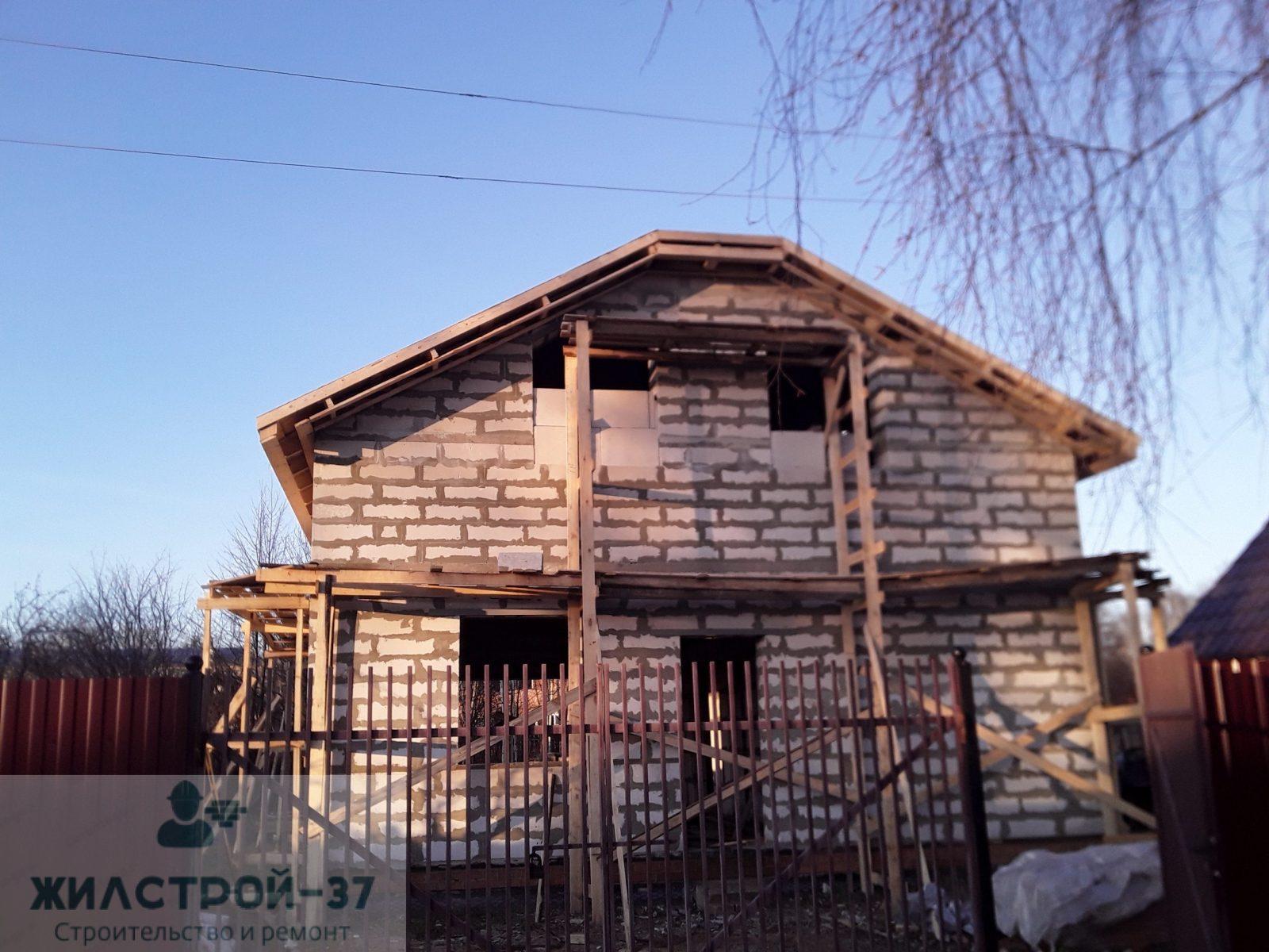 строительство дома Кинешма