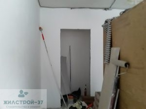Штукатурка и шпатлевка стен в Кинешме