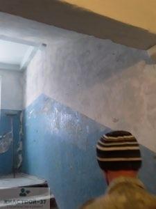 Демонтажные работы,подготовка стен и потолков в Кинешме