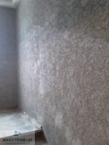 Нанесение штукатурки короед в Кинешме