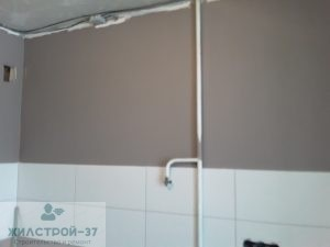 Покраска стен в Кинешме